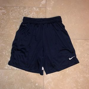 Kids Nike basketball shorts